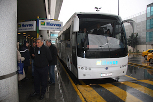 Ataturk Airport Shuttle Bus